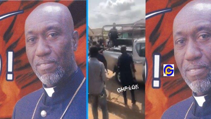 Kumasi-pastor-arrested-for-opening-church-despite-Akufo-Addos-Covid-19-ban