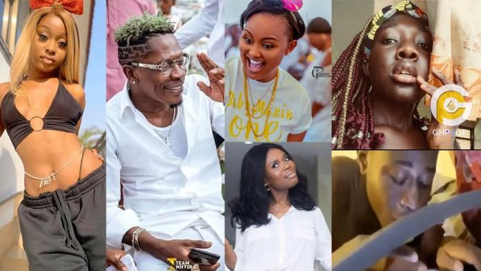 Celebritries reacts to Sammy and Nana Ama's broken heart story