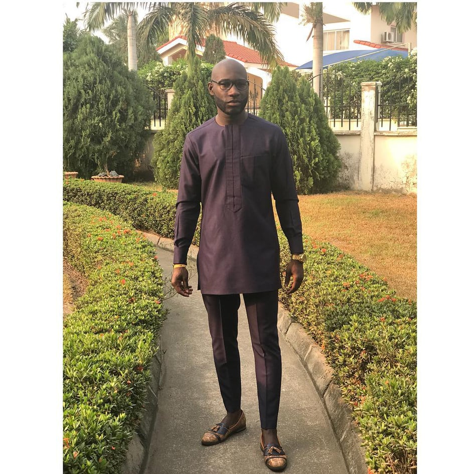 Kennedy Agyapong's first son