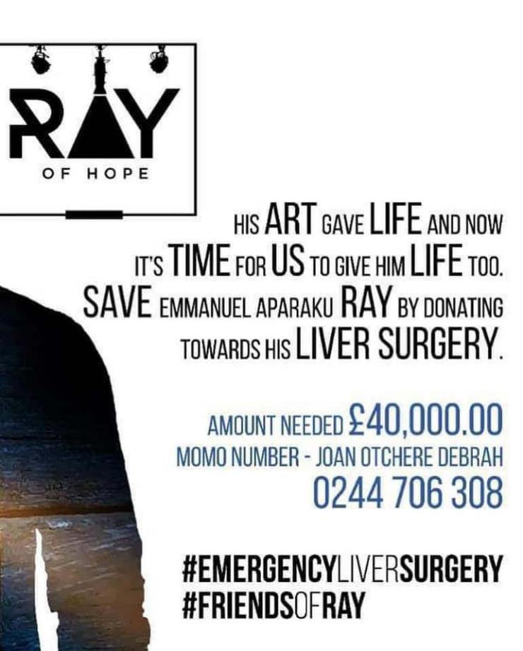 CEO of Penciled Celebrities, Ray Styles needs your help to live
