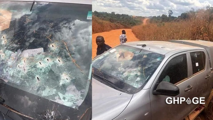 One person left dead after robbers attack a bullion van