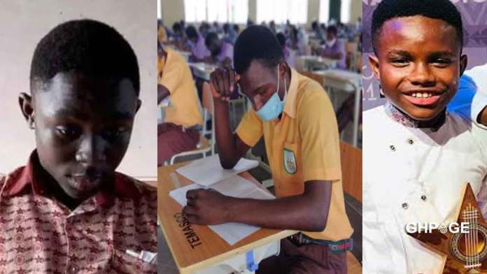 Ghanaian celebrities who are writing the BECE