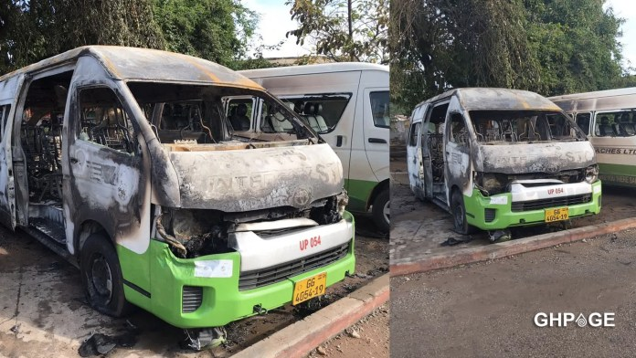 HO: Police give full details on why Secessionists burnt STC bus