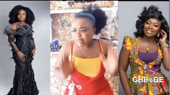Stacy Amoateng is a demon - Actress attacks in video