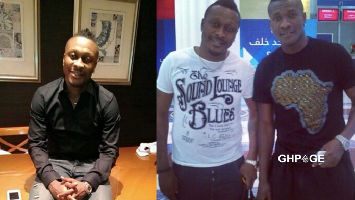 Asamoah Gyan and brother wanted by the police for assault