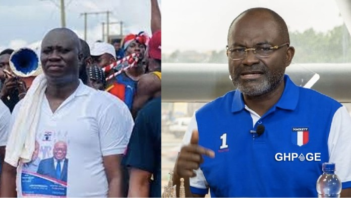 Mfantseman MP killers are hired assassins - Kennedy Agyapong