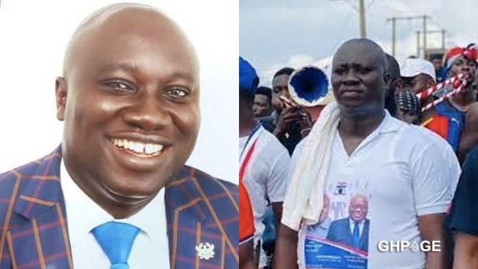 Mfantseman MP, Ekow Quansah Hayford shot dead