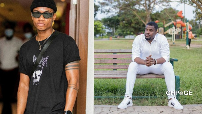 Thunder song from Kidi is a curse pronouncement - Morris Babyface