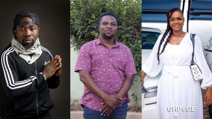 Wei Ye Oteng goes after Ayisha Modi for lying about producing a song for Obrafour