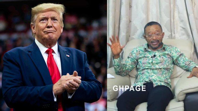 Donald Trump - Rev Owusu Bempah