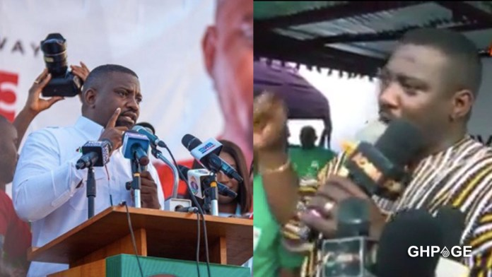 Don't spare anyone cheating during the December polls - John Dumelo