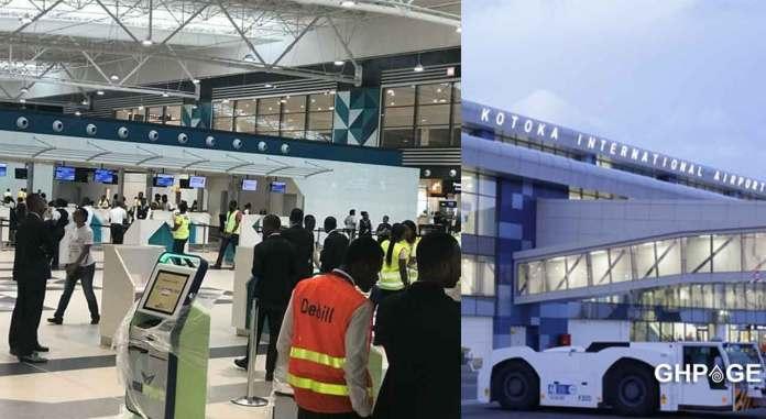 Passengers Kotoka International Airport