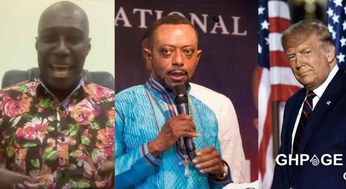 Prophet Kofi Oduro Rev Owusu Bempah Donald Trump