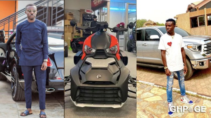 Criss Waddle acquires a 2021 edition of a 3 wheel motorcycle