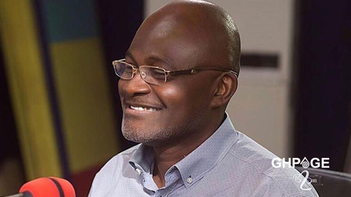 Kennedy Agyapong wins Assin Central seat