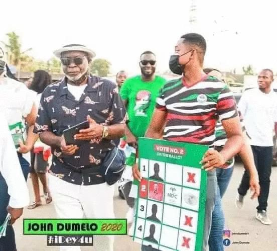 Kofi Adjorlolo and James Gardiner