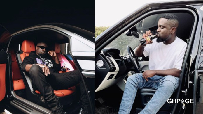 Buy a private jet and stop complaining - Fan tells Sarkodie