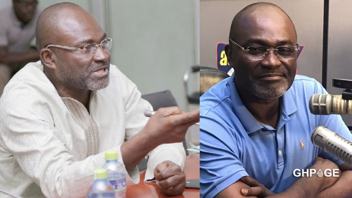 Kennedy Agyapong and family to be assassinated