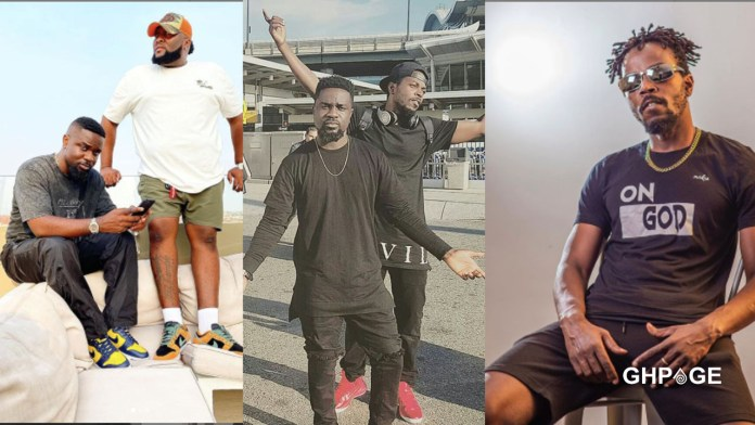 Why must I talk to AngelTown before I can get connected to Sarkodie - Kwaw Kese