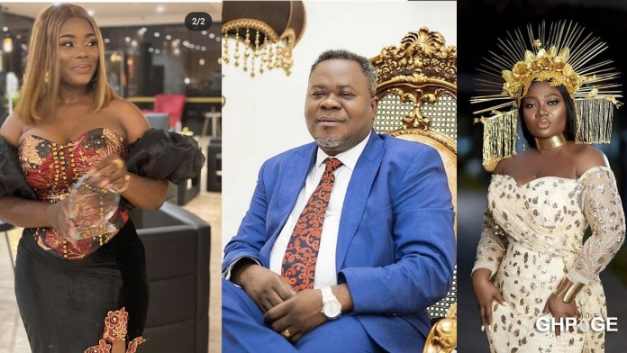 Dr Kwaku Oteng caught Akua GMB cheating - Woman reveals