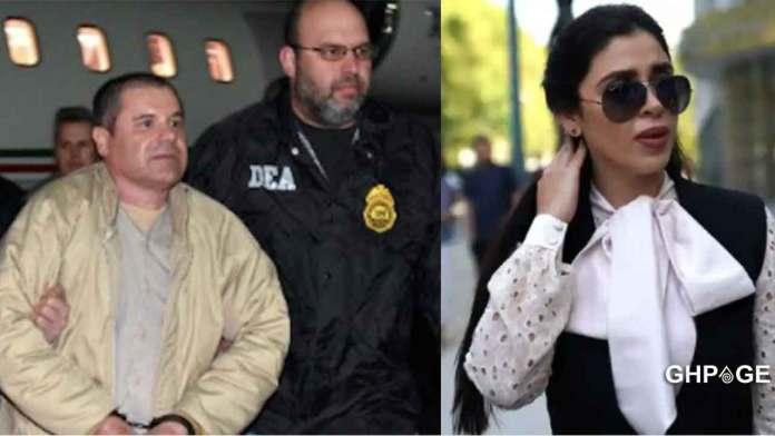 El Chapo wife