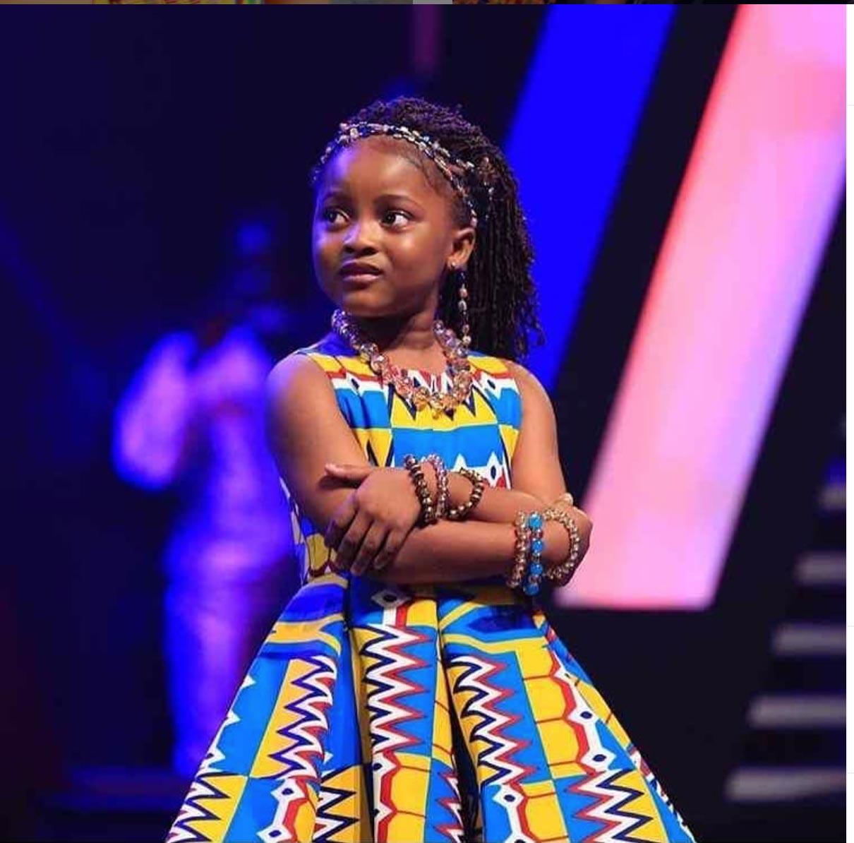 Nakeeyat Dramani, winner of Talented Kids Season 10