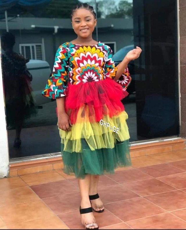 New Look of Nakeeyat Dramani, winner of Talented Kids Season 10