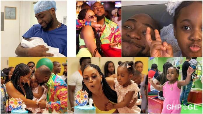 Davido Hailey 2nd daughter All Davido's baby mamas, relationships explained (+Photos) )