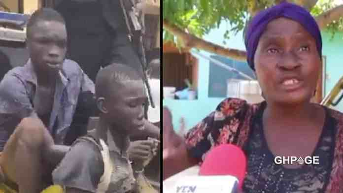 My son was the initial person the boys wanted to kill - Kasoa resident