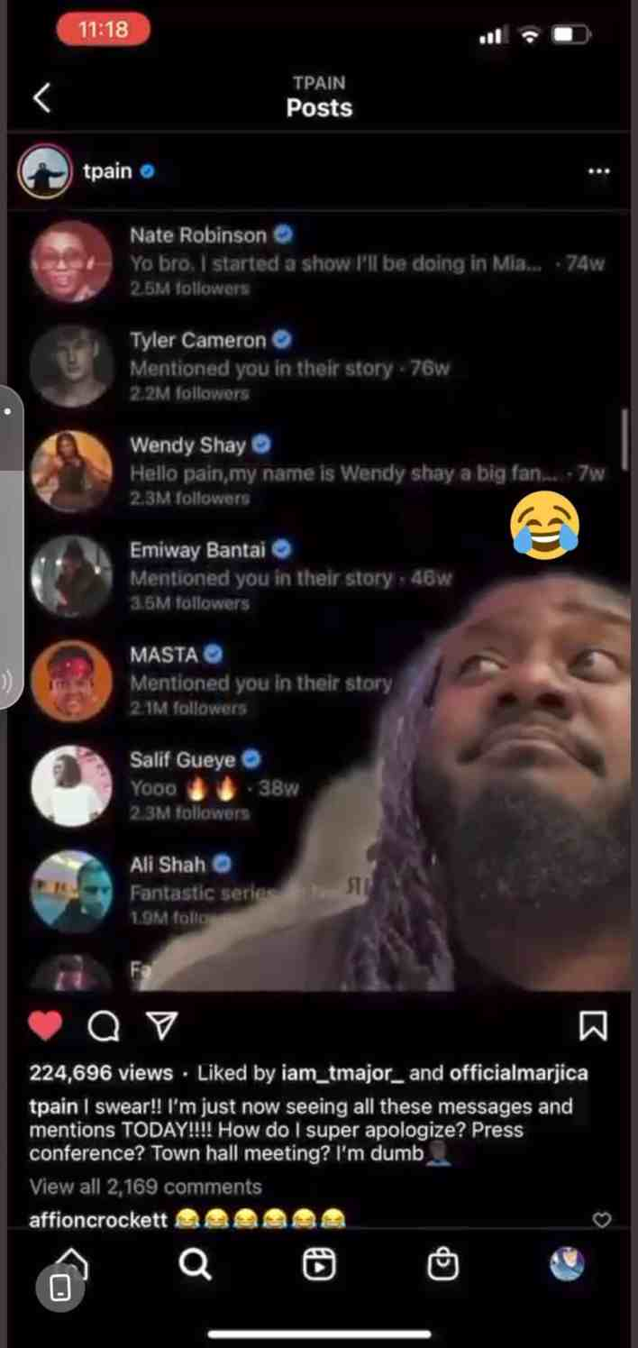 T Pain Wendy Shay