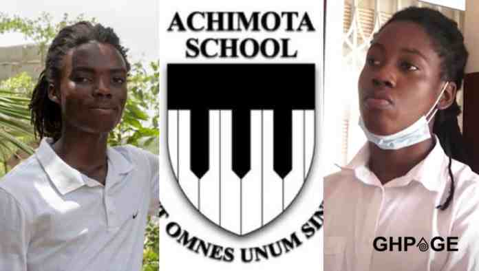 rasta Oheneba Nkrabea Tyrone Marhguy achimota school