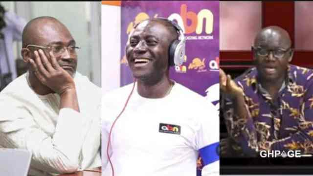 You have nothing to use against me - Captain Smart mocks Kennedy Agyapong