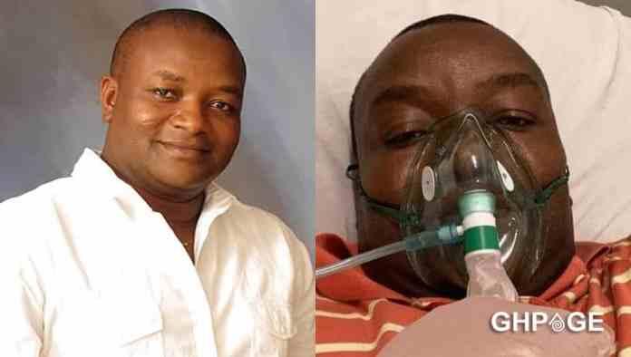 hassan ayariga oxygen mask