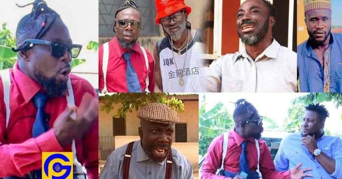 Mr Beautiful, Lilwin and Big Akwes
