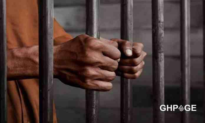 arrest jail prison