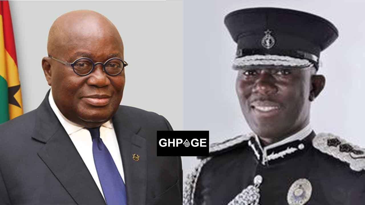 Nana Akufo Addo and Dampare