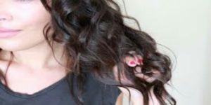 الشعر كيرلي