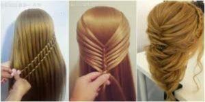 اجمل ظفيرة شعر