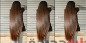 لتطويل الشعر وتكثيفه