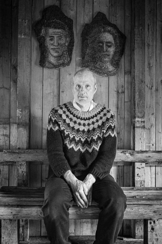 Páll frá Húsafelli, Iceland