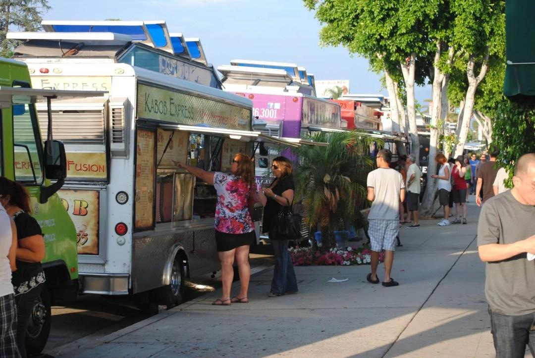 Granada Hills Food Truck Documentary Video