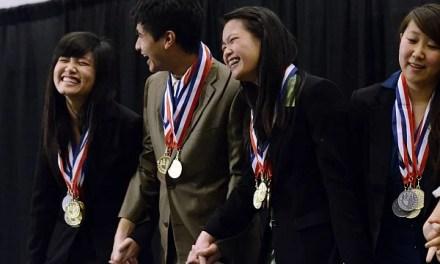 Congratulations Granada Hills Charter High School on Winning the State Academic Decathlon!