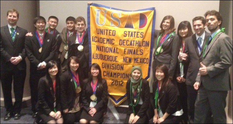 Granada Hills Charter Captures Back-to-Back National Academic Decathlon Titles!