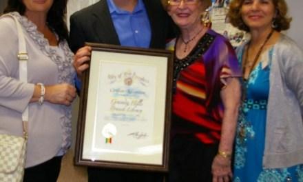 Granada Hills Library Celebrates their 50th Birthday Celebration