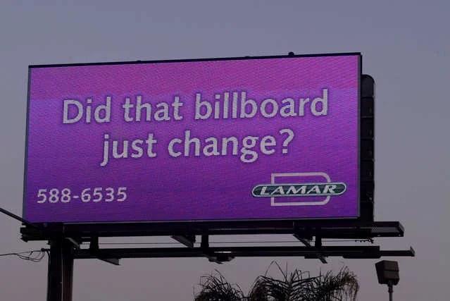 Billboard Working Group – volunteers wanted
