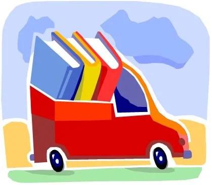 Tulsa Street Elementary School Book Drive
