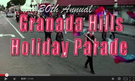 2013 Granada Hills Holiday Parade