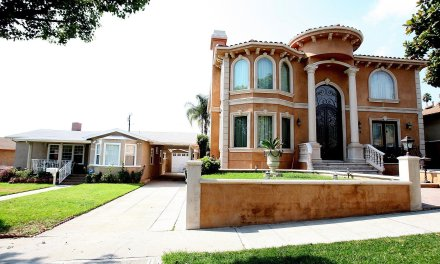 Limiting Mansionization throughout the City of Los Angeles