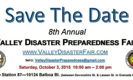 Valley Disaster Preparedness Fair Contest