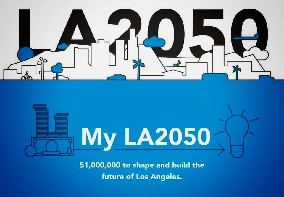 The $1 Million LA2050 Challenge